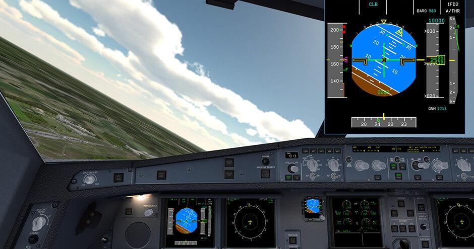 Un modèle de vol fonctionnel prometteur