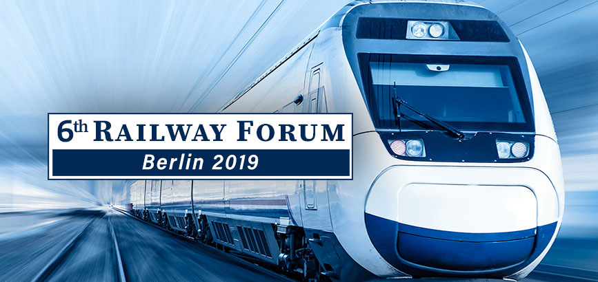 6ième Railway Forum de Berlin