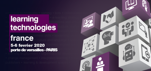 Salon Learning Technologies France
